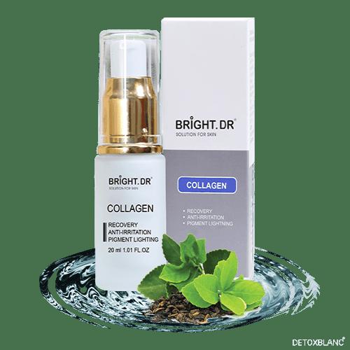 Collagen Thải Độc Và Phục Hồi Da  Bright Dr