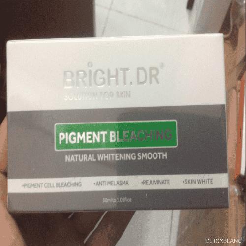 SERUM NGỪA NÁM PIGMENT BLEACHING BRIGHT DR 30ml
